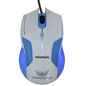 Mouse Newmen N500 Optical USB - Gaming