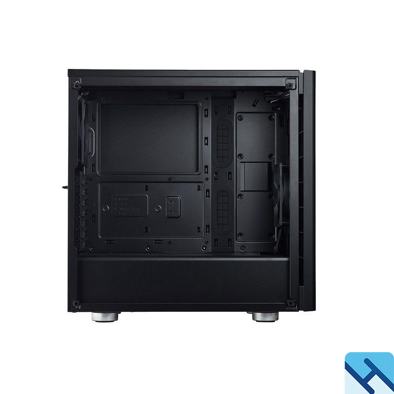Case Corsair Carbide Series 275R Tempered Glass Gaming Black