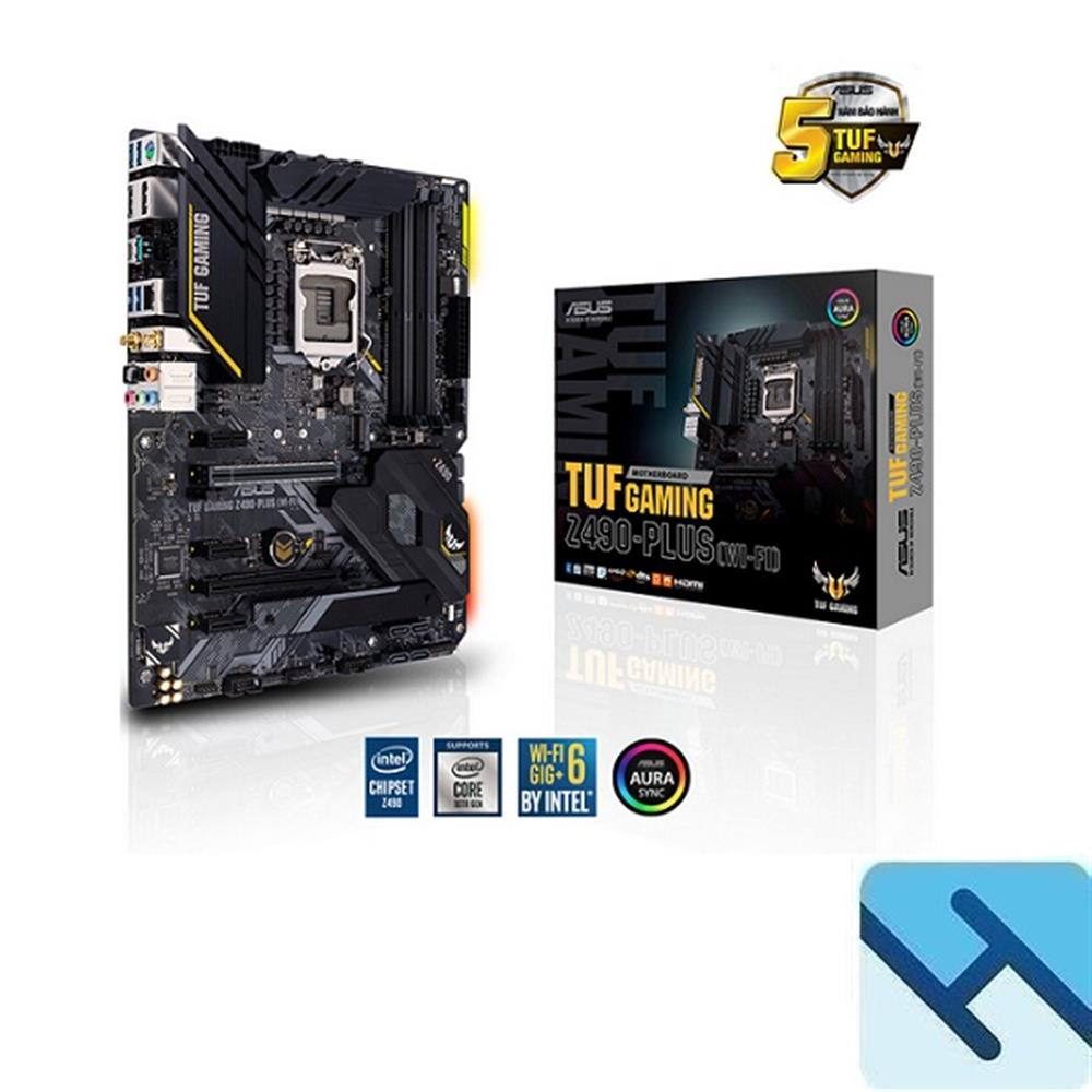 asus-tuf-gaming-z490-plus-wifi-chipset-z490-socket-lga1200-vga-onboard