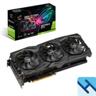 VGA Asus ROG-STRIX-GTX1660TI-A6G-GAMING (NVIDIA Geforce/ 6Gb/ GDDR6/ 192Bit)